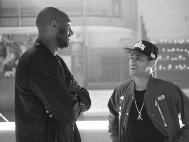 Neymar publica vídeo emocionante com homenagem a Kobe Bryant