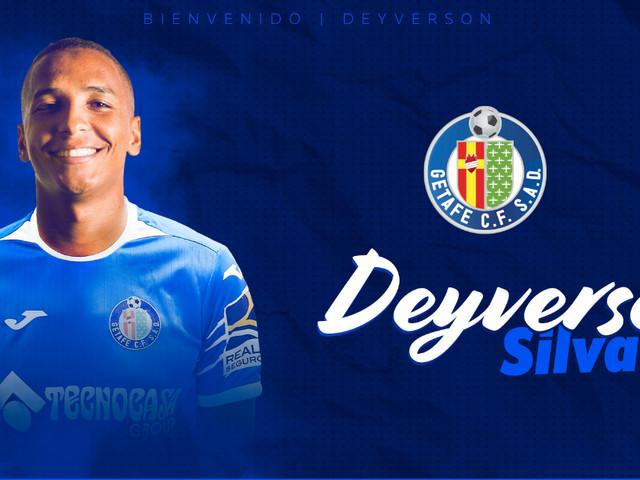 Ex-Palmeiras Deyverson é anunciado pelo Getafe