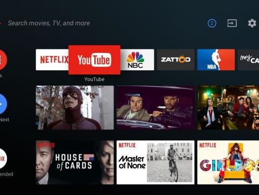 Google deve incluir botão de assinatura de conteúdos no Android TV