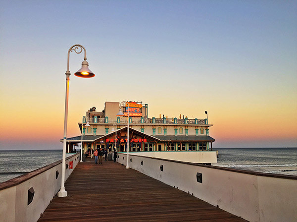 Daytona Beach, onde comer?