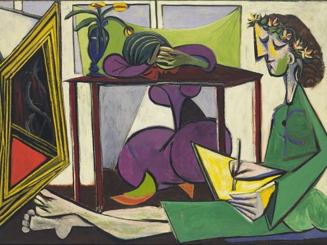 Em casa: Pablo Picasso