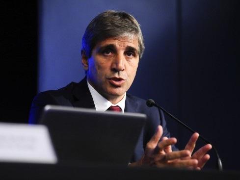 Presidente do banco central da Argentina pede demissão