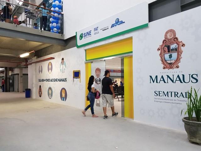 Sine Manaus oferta 38 vagas de emprego nesta quarta-feira (16)