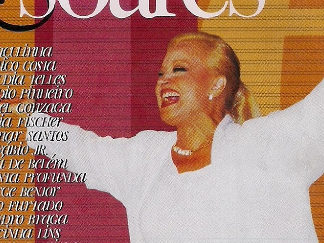 Claudette Soares Ao Vivo (CD Duplo - 1999)