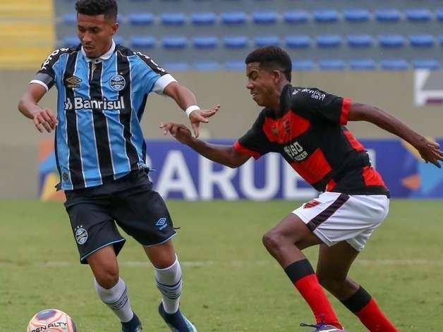 Grêmio bate o Oeste por 1 a 0 e garante Gre-Nal na final da Copa SP pela 1ª vez