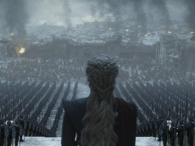 """George R.R. Martin aprovou o final de """"Game of Thrones"""""""