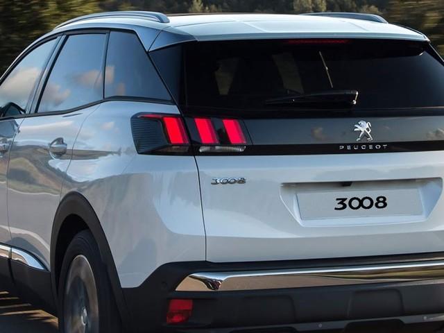 Peugeot já vendeu 50 unidades do novo 3008 na pré-venda