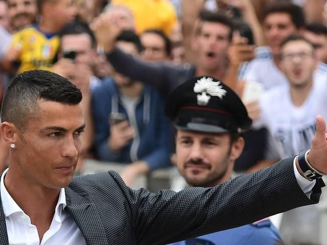 Greve por causa de CR7 na Juventus só consegue adesão de cinco dos 1.700 funcionários