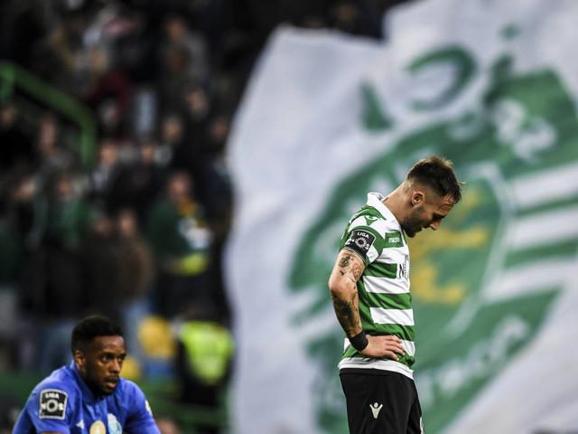 Sporting e Porto ficam no zero em clássico pelo Campeonato Português