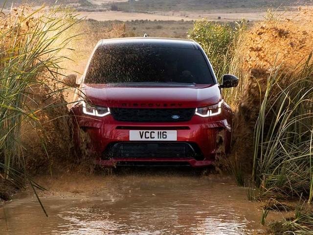 Land Rover Discovery Sport 2020 chega de visual renovado