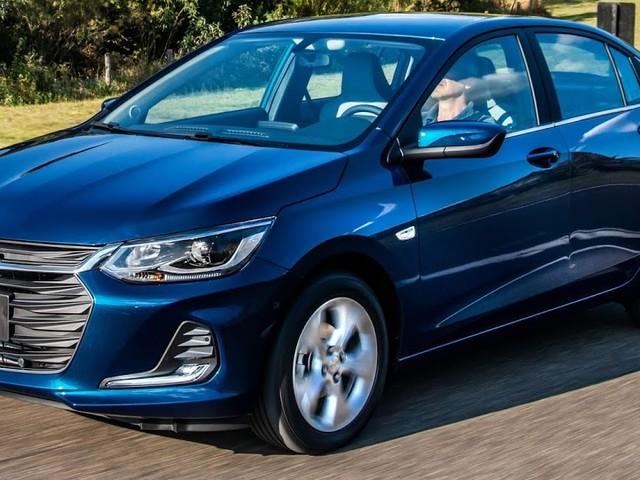 Novo Chevrolet Onix Plus já vende mais que o Prisma