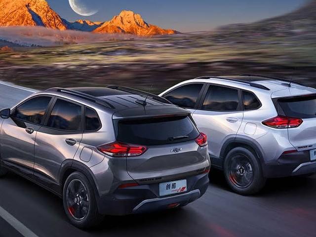 Novo Chevrolet Tracker chega às concessionárias até março