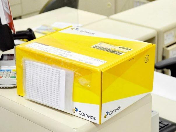 Correios limita entrega de celulares, notebooks e baterias pelo Sedex