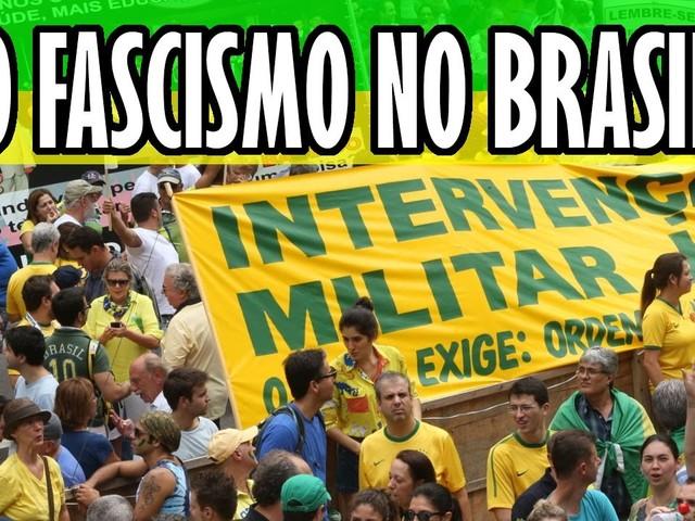 Neofascismo Verde-e-Amarelo