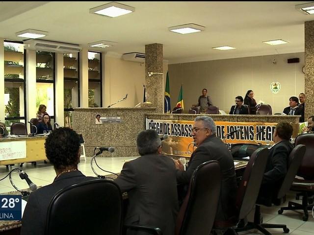 Sessão solene marca dia Internacional Contra a Discriminação Racial em Petrolina