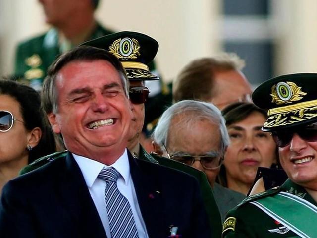 Le Parisien: 'Bolsonaro acusado de sexismo após zombar de Brigitte Macron'