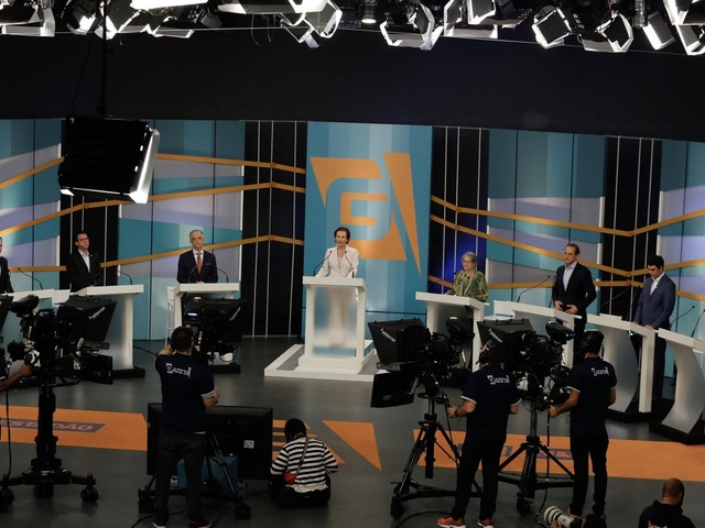 Sete candidatos a governador de SP participam de debate na TV; veja propostas