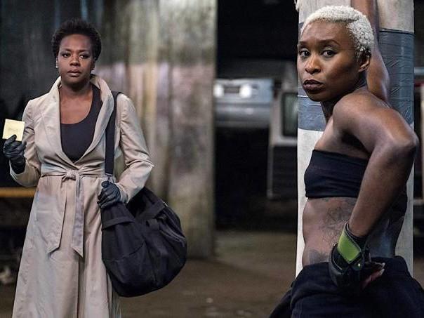 As Viúvas: Viola Davis à frente de um thriller que estala de eletricidade