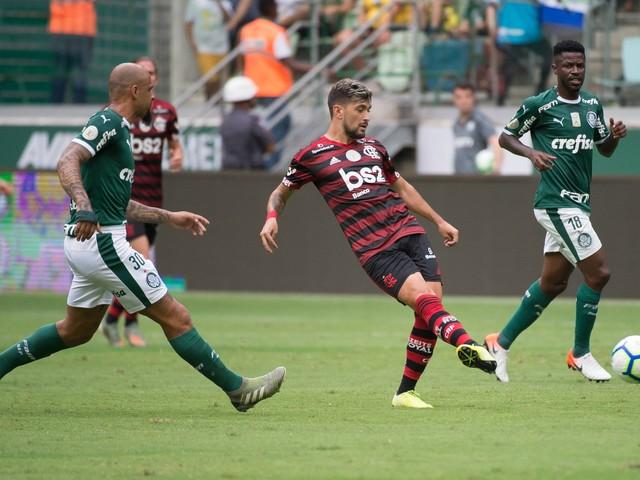 Entre brasileiros, apenas Flamengo, Palmeiras e Grêmio estão entre os 100 times mais valiosos
