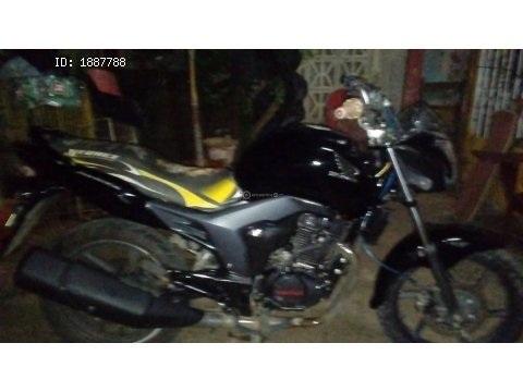 Vendo moto honda 150 invicta