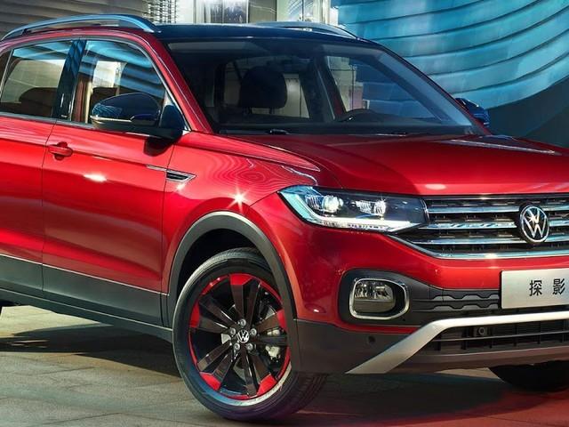 Volkswagen Tacqua é lançado oficialmente na China