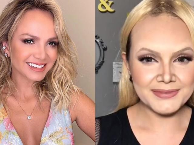 Blogueira se transforma em celebridades apenas com maquiagem; Veja o resultado impressionante
