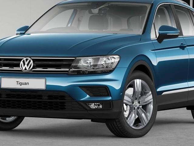 VW Tiguan 2019 ganha motor 2.0 de 230 cv na Europa
