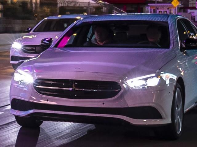 Mercedes Classe E ganhará facelift para enfrentar Audi A6