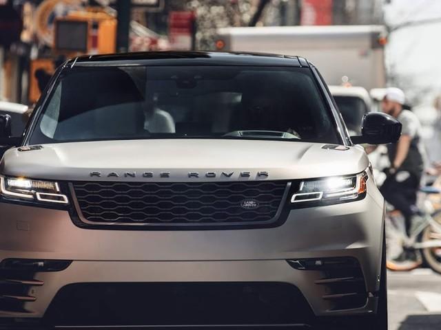 Range Rover Velar ganha motor Ingenium 2.0 de 300 cv