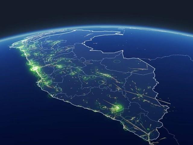 Facebook lança mapas para ajudar áreas atingidas por desastres naturais