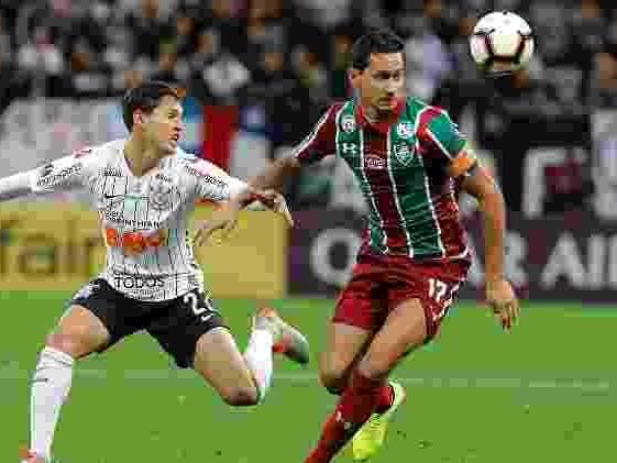 Copa Sul-Americana | Corinthians e Fluminense não saem do zero no 1º jogo das quartas