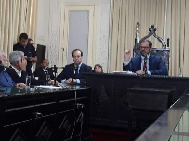 Conselho de Ética da Alerj se reúne para discutir cassação de deputados presos e rejeita pedido de suspensão do processo