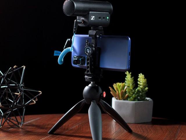 Review Sennheiser MKE 400 Mobile Kit | Completo para criadores de conteúdo