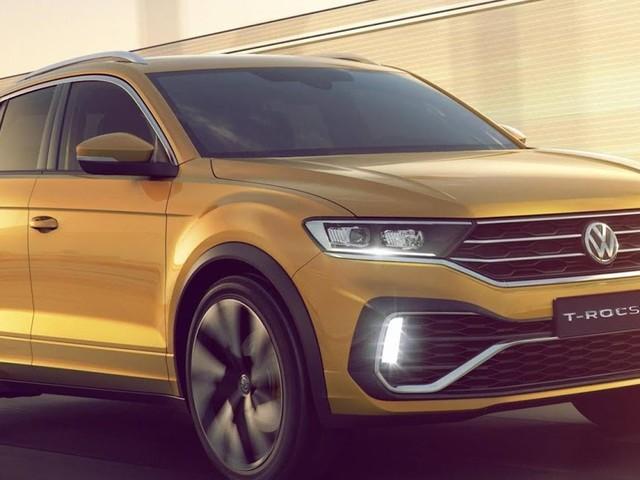 VW T-Rocstar: a versão chinesa do T-ROC (SUV do Golf)
