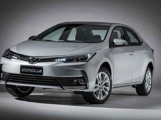Com isenção de IPI e desconto, Corolla XEi é vendido por R$ 85.210,30