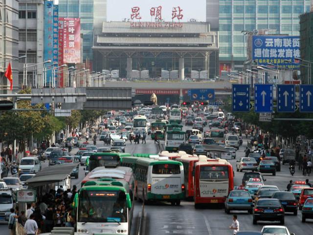Buzinar na China é má ideia e até dá multa
