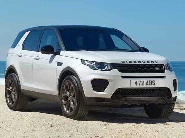 Land Rover Discovery Sport Landmark Edition chega por R$ 274.500