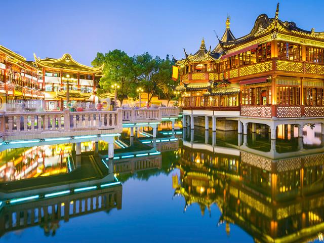 Passagens aéreas para Xangai, Pequim e outros destinos chineses a partir de R$ 2.248 saindo de São Paulo e mais cidades!