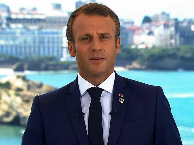Macron pede 'mobilização de todas as potências' contra incêndios na Amazônia