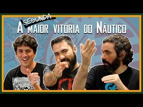 Videocast – As maiores vitórias da história de Náutico, Santa Cruz e Sport