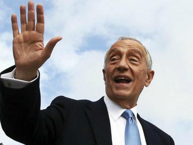 """Centeno """"é um grande nome"""" e """"uma candidatura forte"""" ao Eurogrupo, considera Marcelo"""
