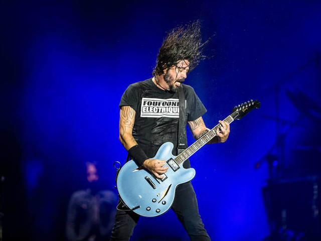 Rock in Rio Lisboa terá Foo Fighters, Post Malone, Anitta e Ivete Sangalo