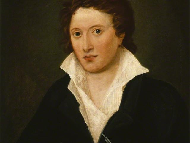 O escritor no museu: Percy Shelley
