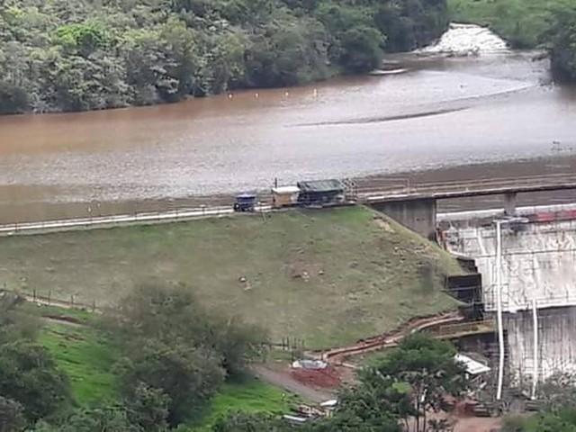 Hidrelétrica do Mello em Rio Preto deixa estado de emergência, mas segue em alerta