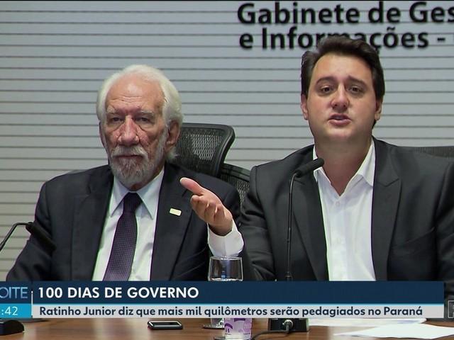 Paraná, segunda-feira, 15 de abril de 2019