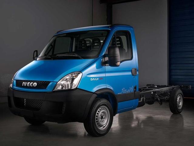 IVECO Daily City 30S13 chega nas versões chassi cabine e furgão