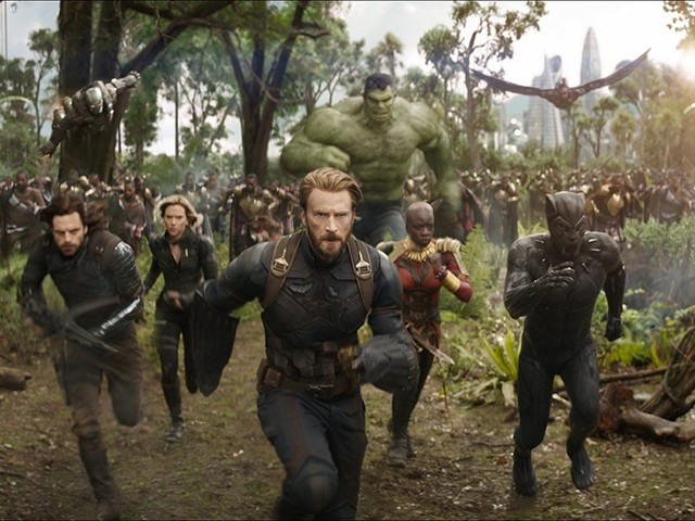 'Vingadores: Guerra Infinita' é o melhor filme de 2018 para leitores do G1; 'Nasce uma estrela' é 2º