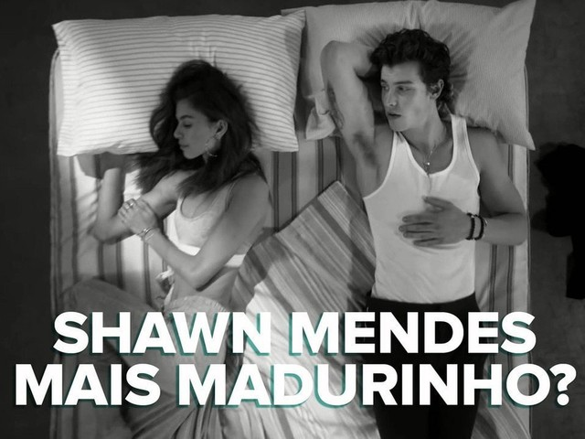 Shawn Mendes tenta ser mais maduro no pop ansioso 'If I Can't Have You', mas busca identidade