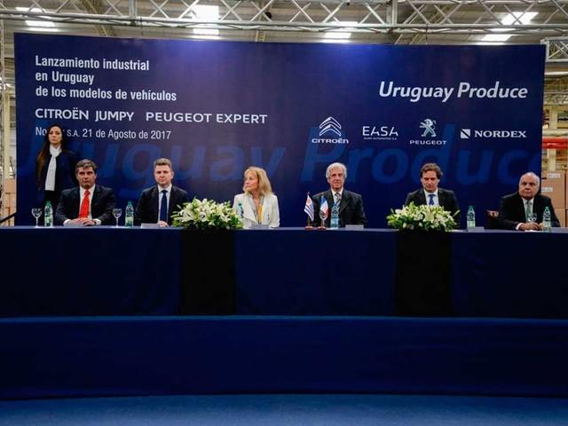 Grupo PSA, EASA e Nordex começam a montar Citroën Jumpy e Peugeot Expert