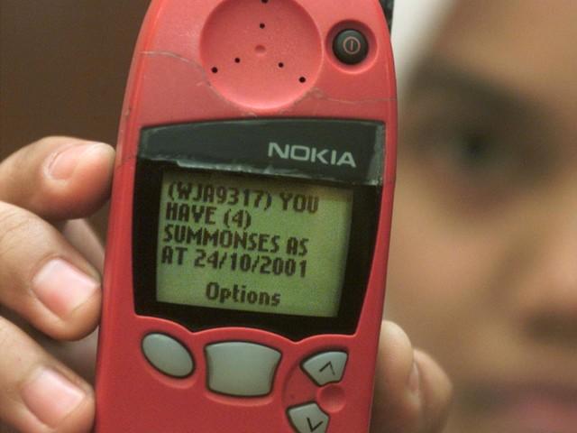 O primeiro SMS foi enviado há 25 anos